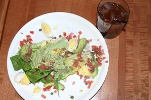 Copper Kitchen Happy Hour Bibb Salad
