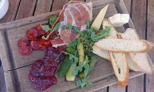 Copper Kitchen Happy Hour Meat & Cheese Board