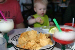 Chile Tepin Chips & Margaritas