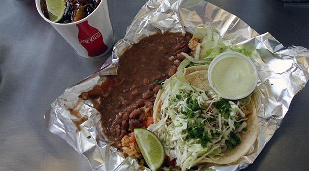 Cinco de Mayo week in Utah Lonestar Taqueria Fish Taco